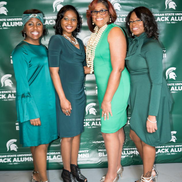 2017 Green and White Gala
