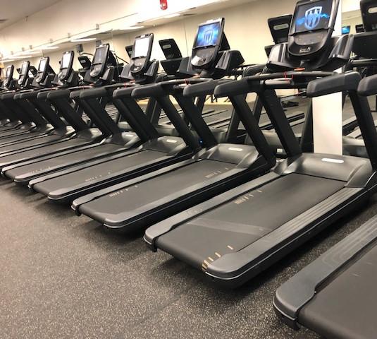 Treadmills (Pre-COVID)