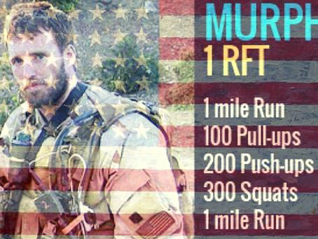 Memorial Day Murph
