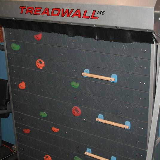 Rock Climbing Wall, Treadwall
