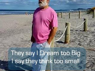 Create Your New Earth: Dream Big