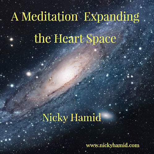 Expanding the Heart Space Meditation