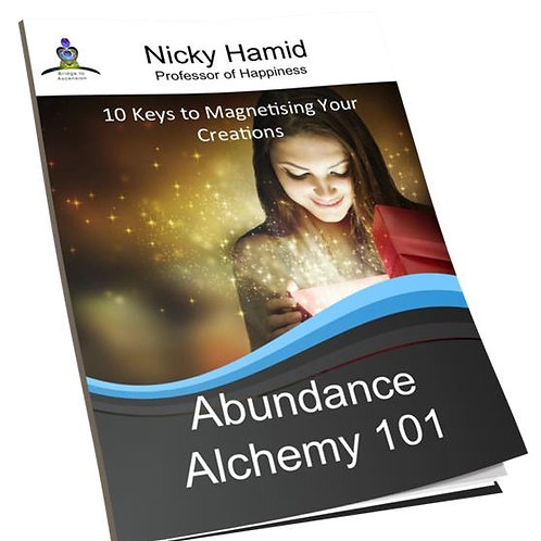 Abundance Alchemy 101: 10 Keys to Magnetising Your Creations
