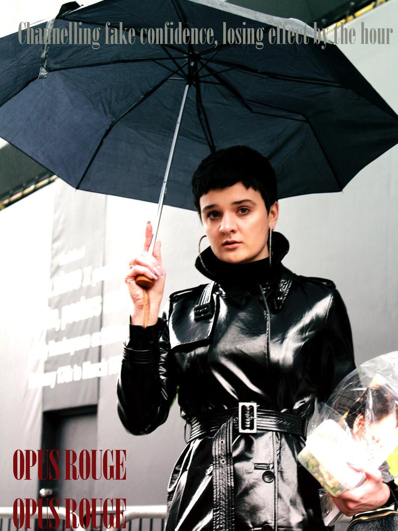 Umbrellaleathergirl