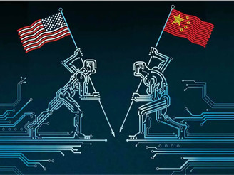 Tensions in US-China Trade Relations Decimate Bilateral Tech Investment