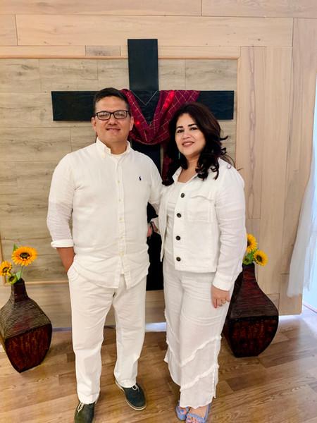 Pastors José & Vanessa