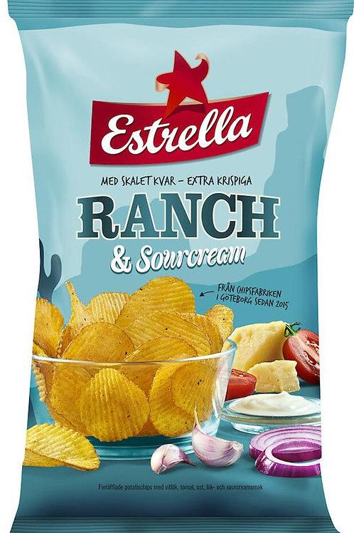 Ranch & Gräddfil Chips