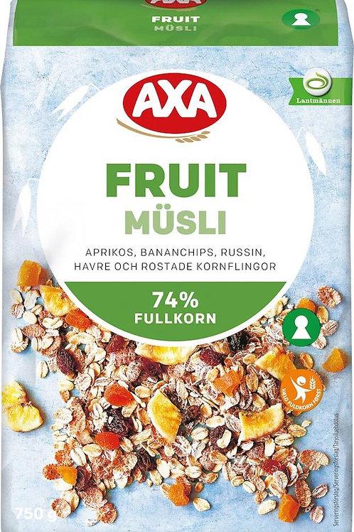 F-müsli Frukt