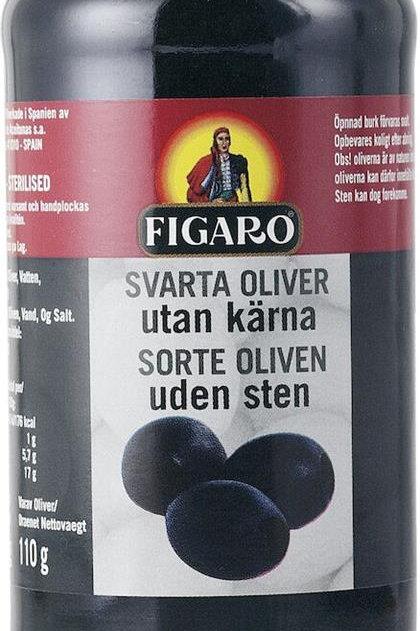 Oliver svarta
