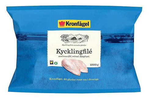 Kycklingfile