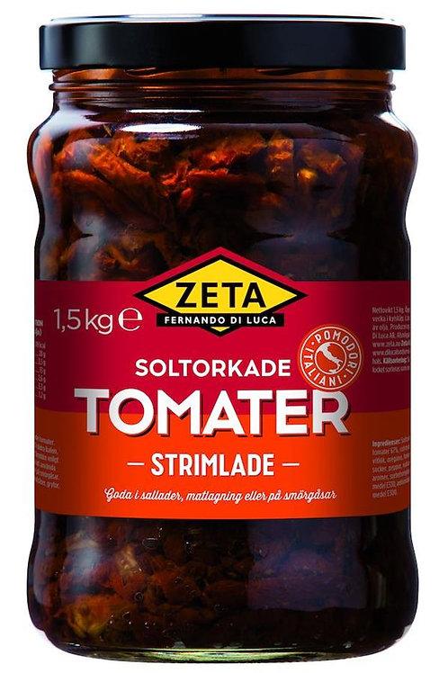 Soltorkade tomater