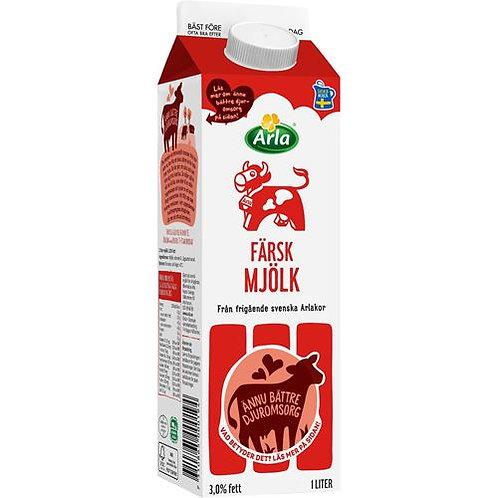 Standardmjölk