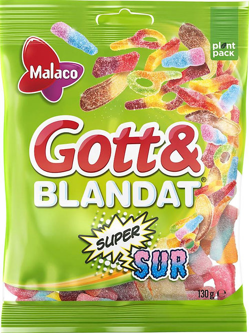 Gott & Blandat Supersur