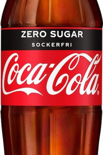 Coca-Cola zero 1.5 cl