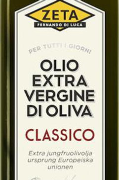 Olivolja Extra Virgin Classico