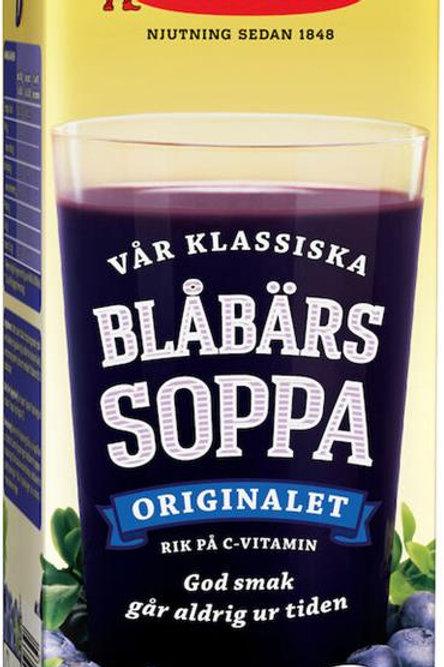 Blåbärssoppa original