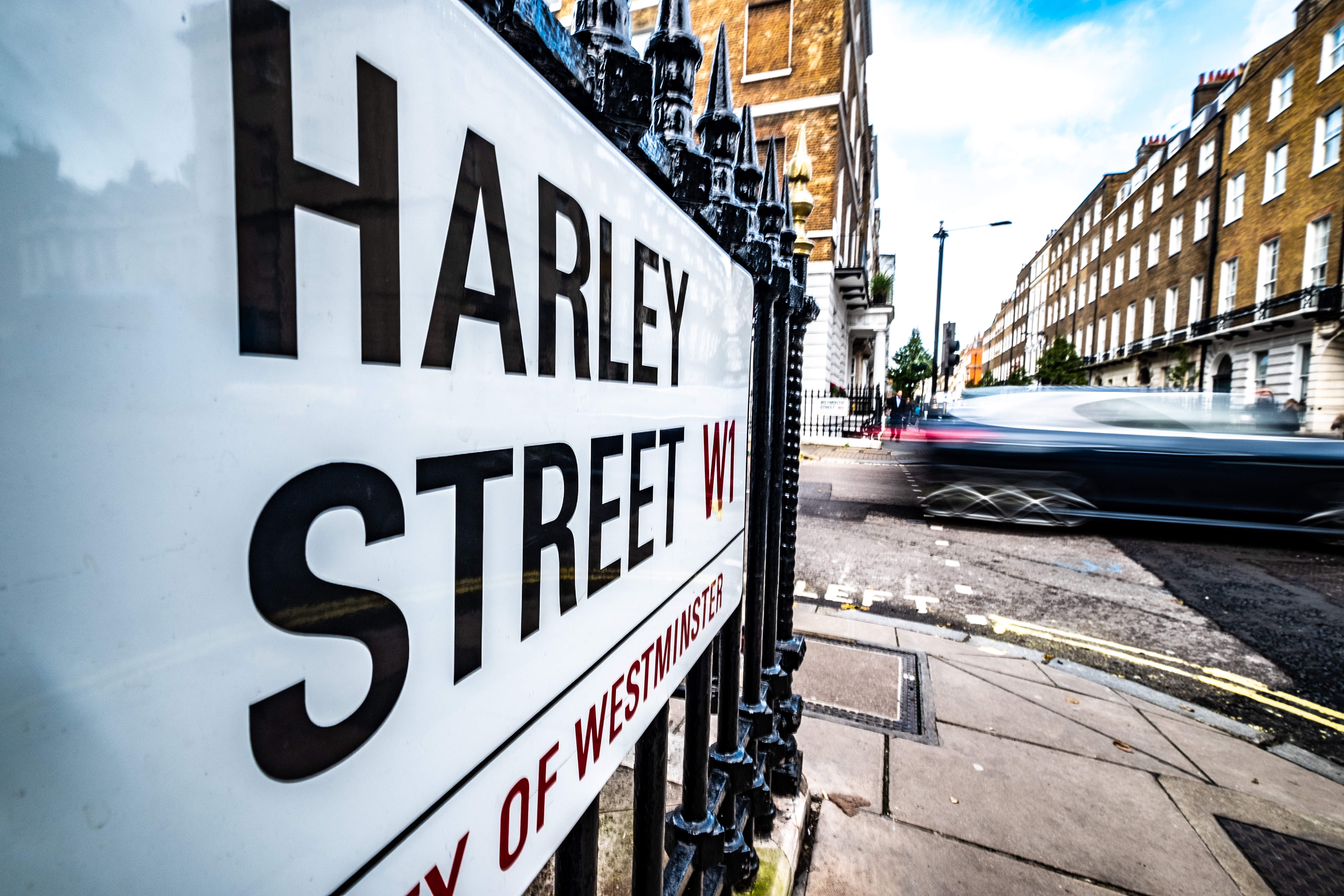 Harley Street. London. Pandey Integrated Healthcare. Vikas Pandey