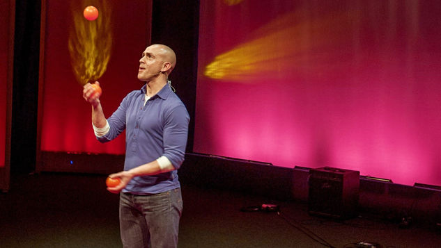 Andy Puddicombe - TED Talk