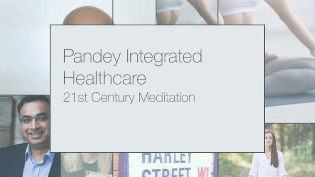 Pandey Integrated Healthcare Autumn 2018