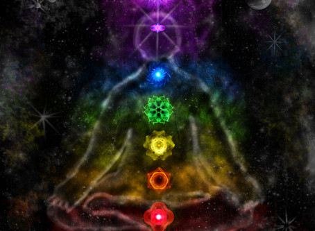 The Chakras (made easy)