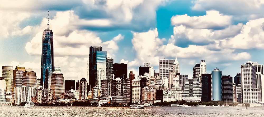 New York City Skyline. Photo Copyright of Alexander Pandey