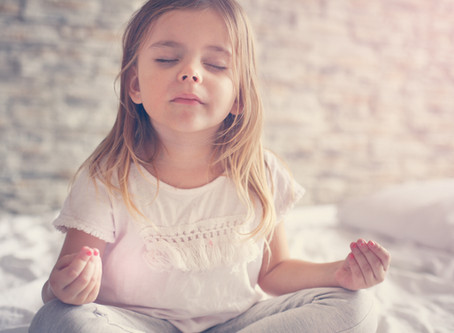 The Benefits of Meditation for Children