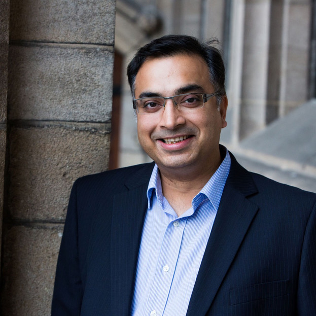 Vivek Pandey ~ Operations and Corporate