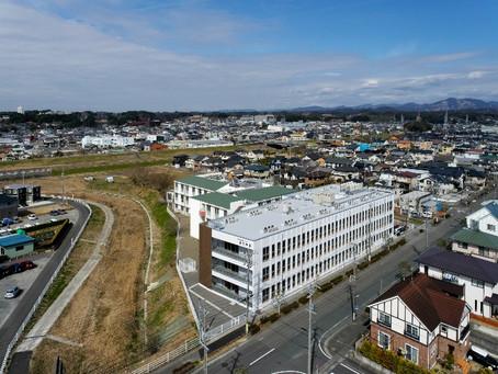 特別養護老人ホーム喜久の園増築が完成致しました。