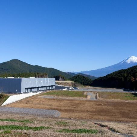IAI富士宮工場増築完成しました