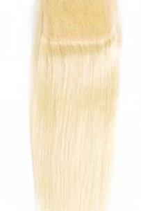 Platinum Blonde Lace Closure