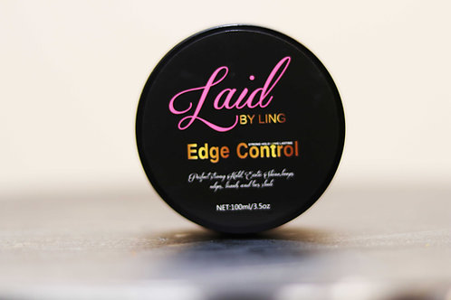 LaidByLing Edge control w/brush