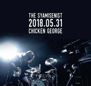 THE SYAMISENIST 5/31神戸チキンジョージ決定!