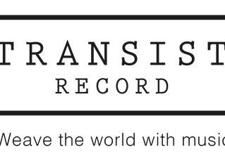 「TRANSIST RECORD」OPEN!