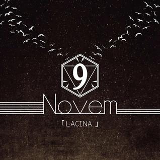 Novem 1st Full album 「LACINA」 発売