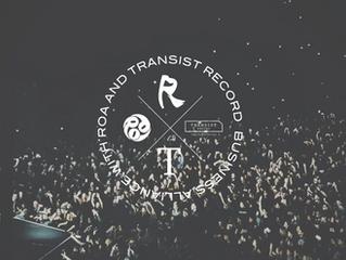ROA×TRANSIST RECORD