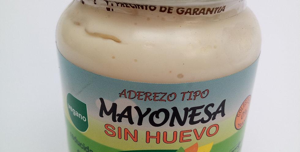 MAYONESA DE SOJA S/HUEVO 380 grs.