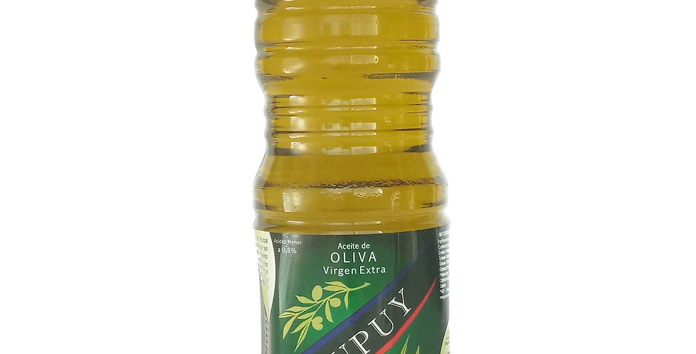 ACEITE DE OLIVA Virgen Extra Dupuy x 1lt