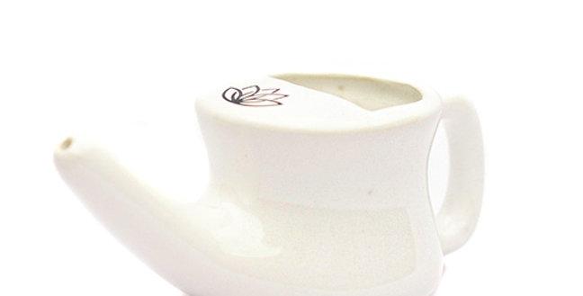 JALA NETI LOTA de cerámica para lavado nasal