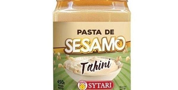 TAHINI SYTARI – Pasta de sésamo x 450 grs.