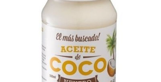 ACEITE DE COCO NEUTRO God Bless you 500ml