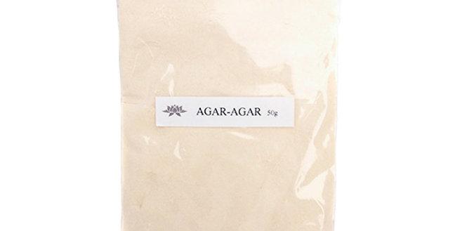 AGAR-AGAR en polvo x 50g