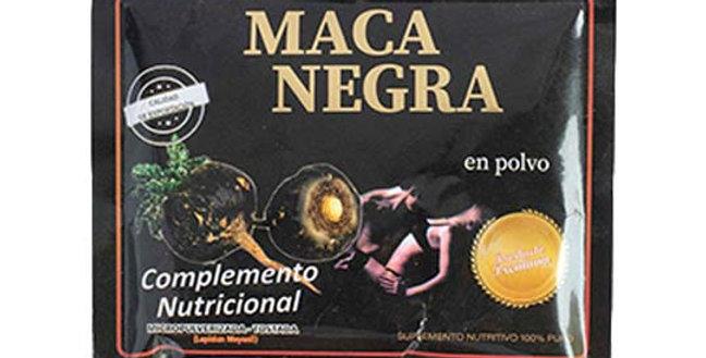 MACA NEGRA PERUANA, 140 gr