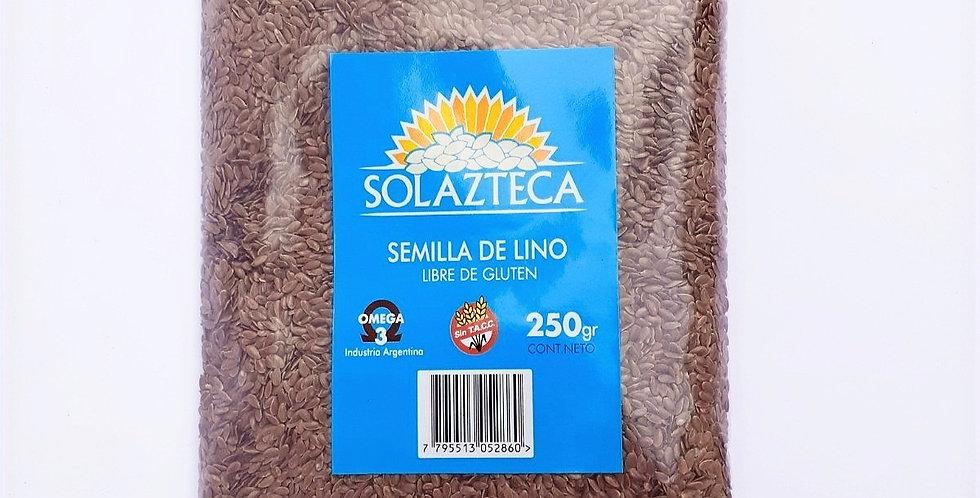 SEMILLA DE LINO Sol Azteca 250g