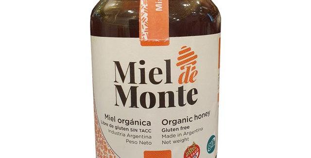 MIEL de MONTE ORGANICA, 480 GR