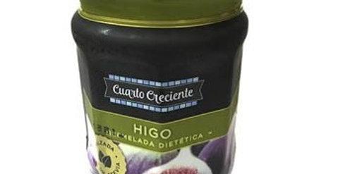 MERMELADA DE HIGO C/STEVIA 300 gr CUARTO CRECIENTE