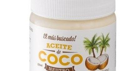ACEITE DE COCO NEUTRO God Bless you 225ml