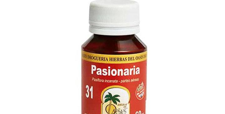 PASIONARIA - TINTURA MADRE Hierbas del Oasis x 60cc