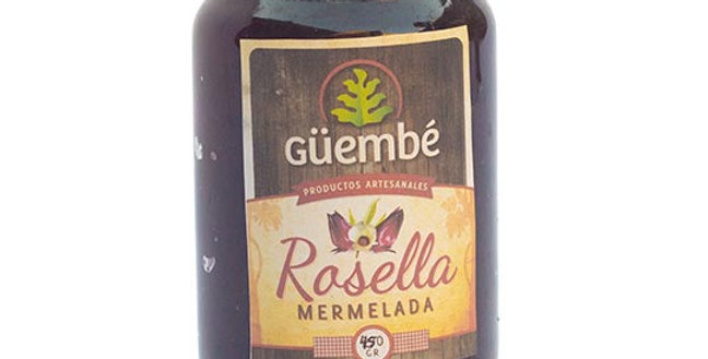 MERMELADA ROSELLA Güembé x 450grs