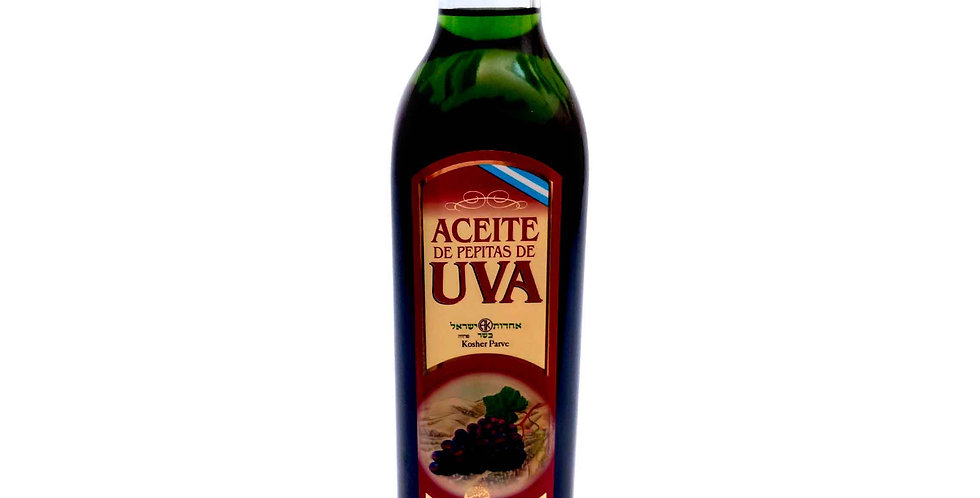 ACEITE PEPITA DE UVA Olivi Hnos. x 500 cc