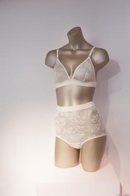 Présentation presse lingerie